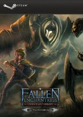 Fallen Enchantress: Legendary Heroes Deutsche  Texte, Menüs, Videos, Stimmen / Sprachausgabe Cover