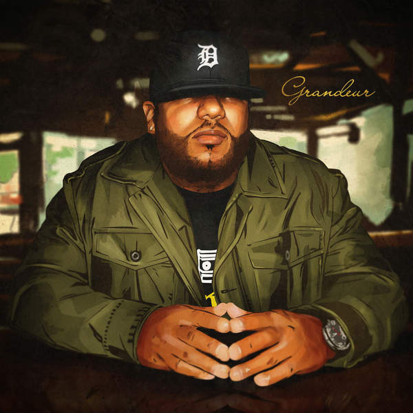 Apollo Brown - Grandeur (2015)