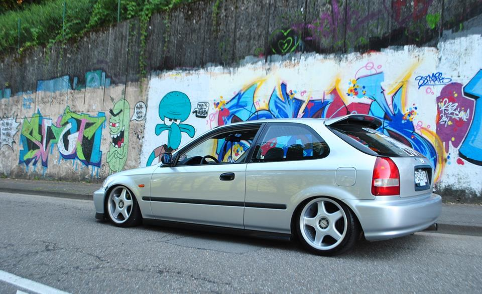 Another Civic Ej9 Straightouttagermany