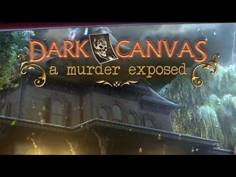 download Dark Canvas - A Murder Exposed - Collectors.Edition