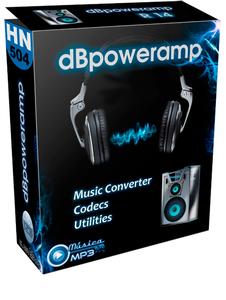 download dBpoweramp Music Converter Reference v15.3