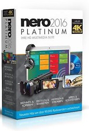 download Nero 2016 Platinum 17.0.04000 Multilingual Incl Key and Content Pack