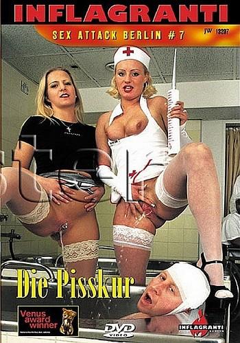 Sex Attack Berlin 7 Die Pisskur Cover