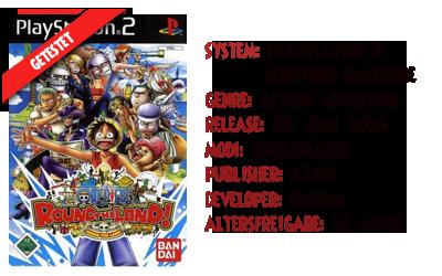 [Bewertung] One Piece: Round the Land Wymcai4r