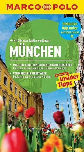 Marco Polo - Reiseführer - München