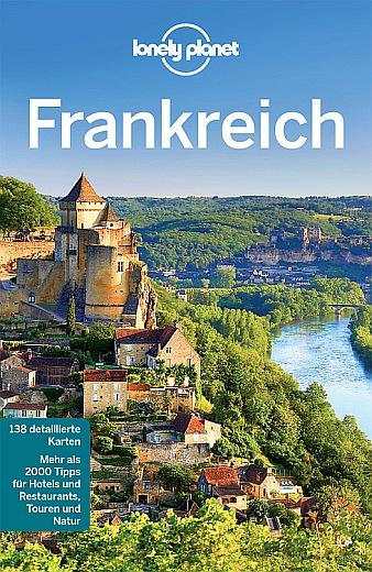 Reisehandbuch - Lonely Planet - Frankreich (2015)