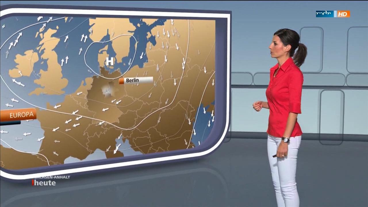 """Stephanie meißner in """"sachsen anhalt heute"""" am 29.09.2015   bilder ..."""