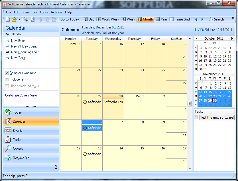 download Efficient.Calendar.v5.0.510.Multilanguage-LAXiTY