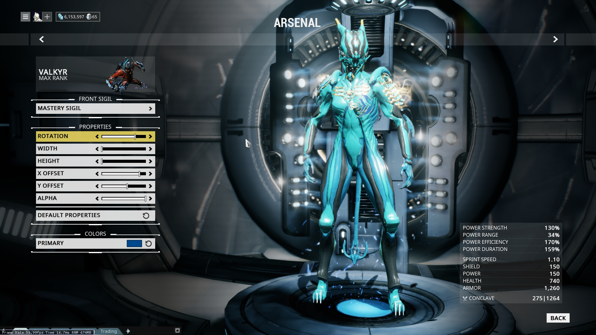 Show Me Your Gersemi Valkyr Color Schemes? - Off Topic