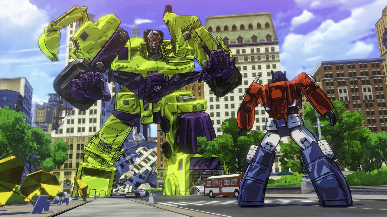 Transformers: Devastation (2015) PC | Лицензия
