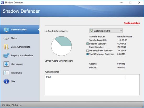 download Shadow Defender 1.4.0.591