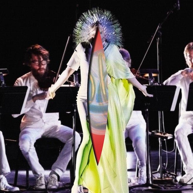 Björk - Vulnicura Strings (2015)