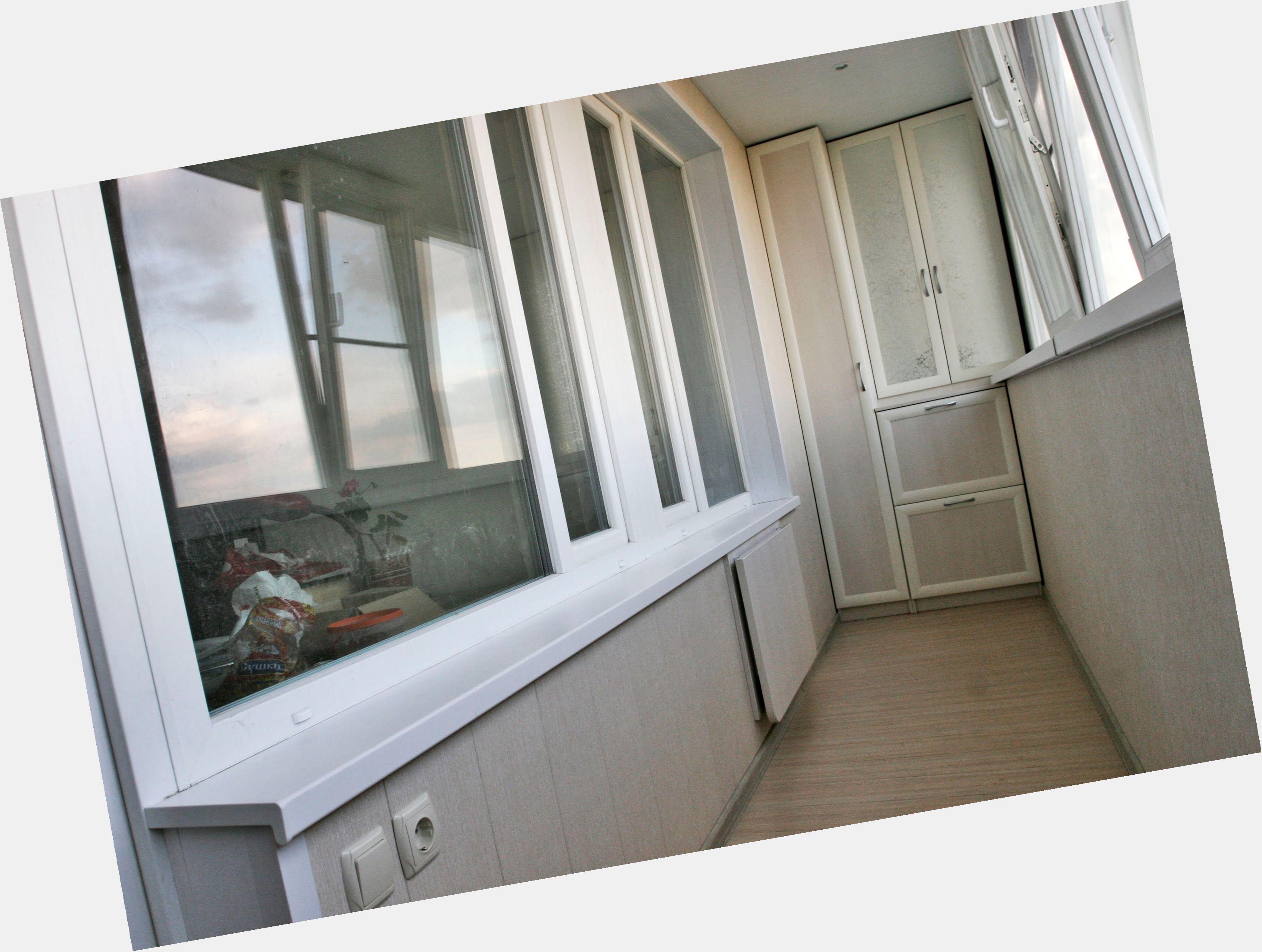 Стоимость балкона 6 м под ключ..