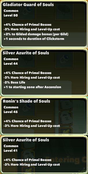OUTDATED] Relics - A mid/endgame guide discussion on Kongregate