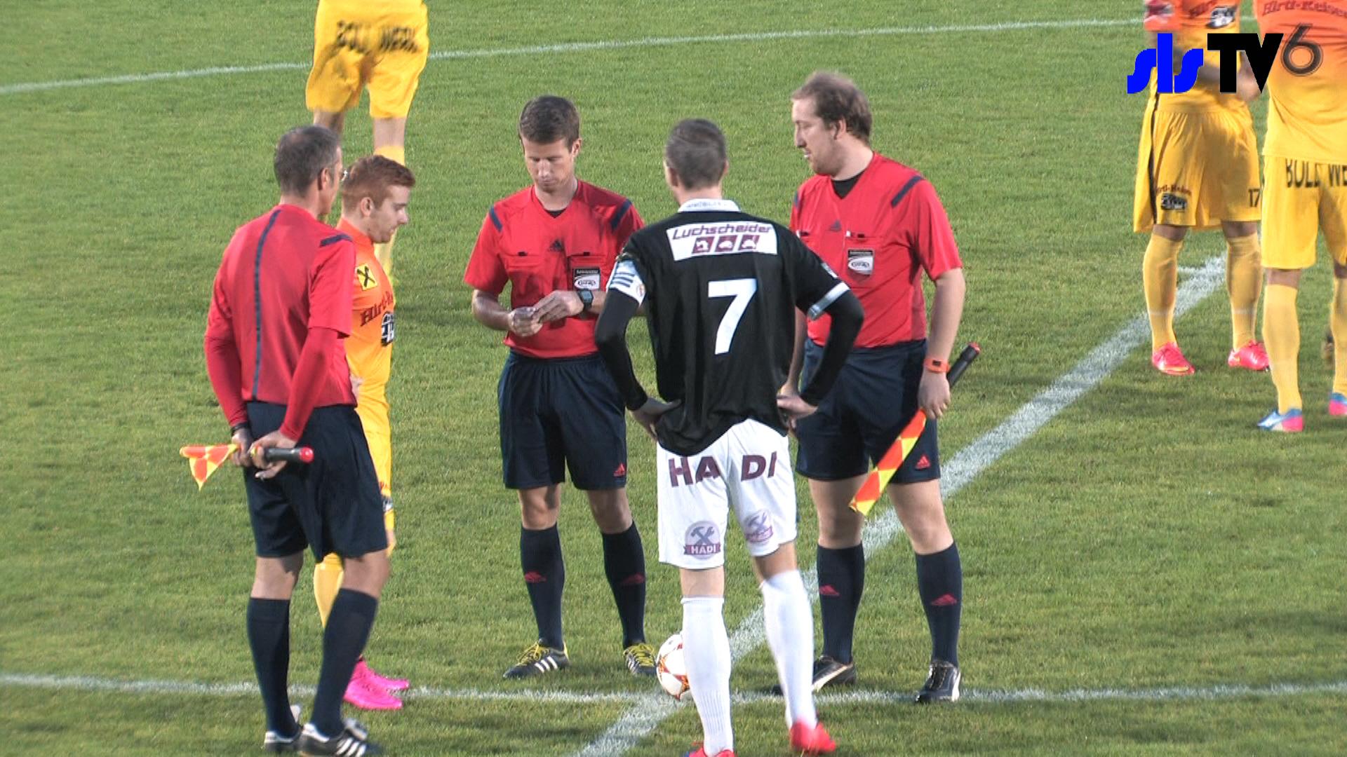 Trainervideo FC Zeltweg - USV St. Anna/A.