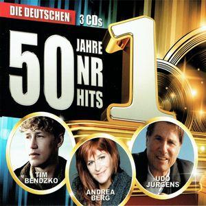 50 Jahre Nr. 1 Hits - Die Deutschen (3 CD) (2015)