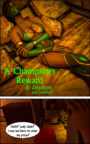 DeadBolt - Champion's Reward