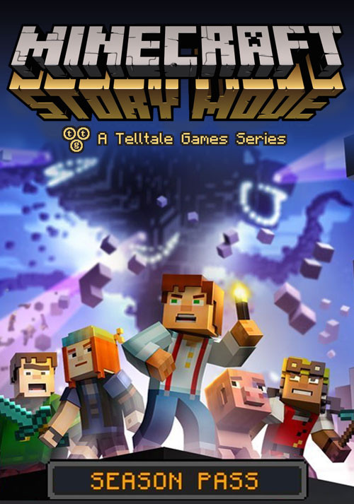 download Minecraft.Story.Mode.A.Telltale.Games.Series.Episode.1.TO.2-ALI213