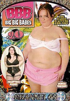 Big Big Babes 20 Cover