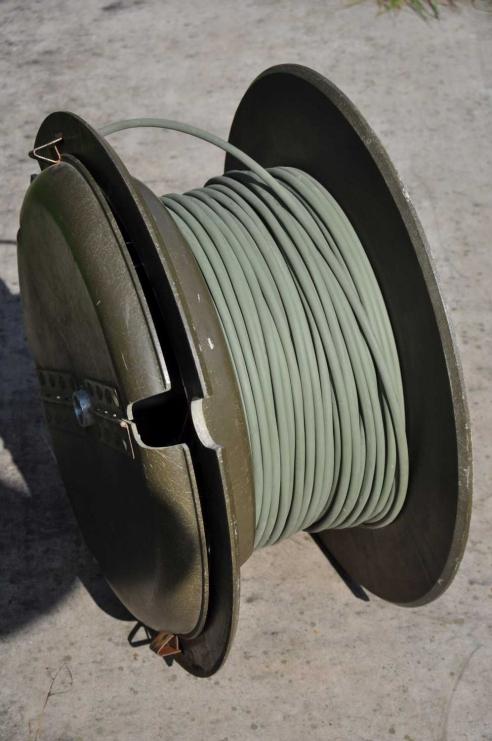 lwl kabel auf kabeltrommel 100 meter glasfaserkabel. Black Bedroom Furniture Sets. Home Design Ideas