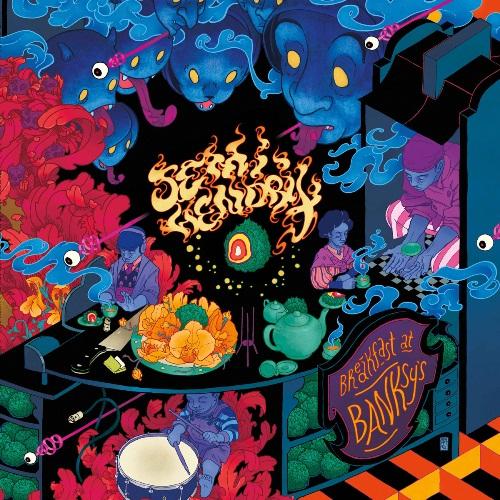 Semi Hendrix (Ras Kass & Jack Splash) - Breakfast At Banksy's (2015)