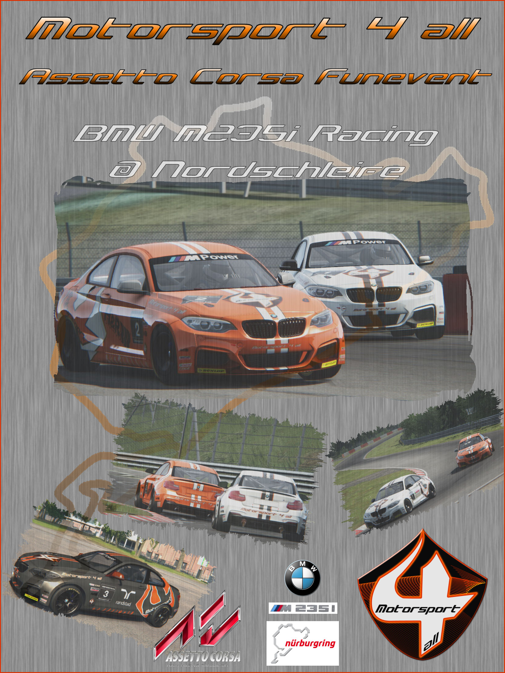 Assetto Corsa Funevent