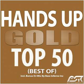 Various - Hands Up Gold (German Edition)