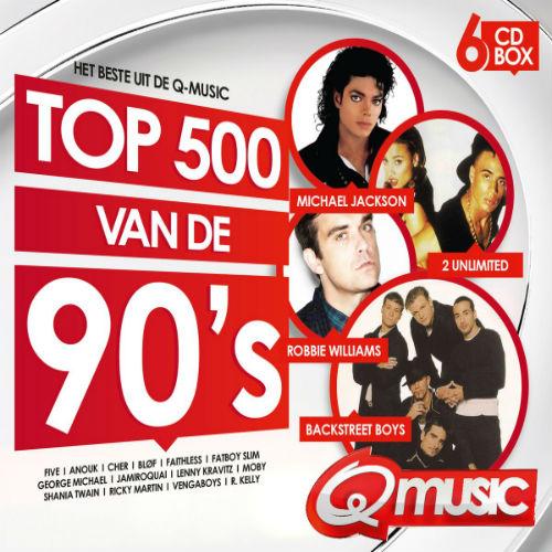 Download Q Music Top 500 Van 90s 2015 6dpai4ox