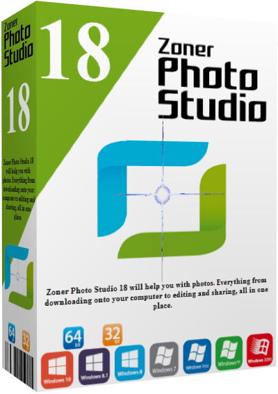 Zoner Photo Studio Pro v18.0.1.8 + Portable German