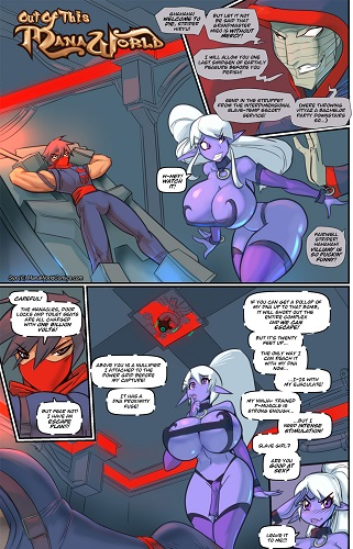 Fred Perry – Out of This ManaWorld Update! - Fantasy, Big Boobs Comics Galleries