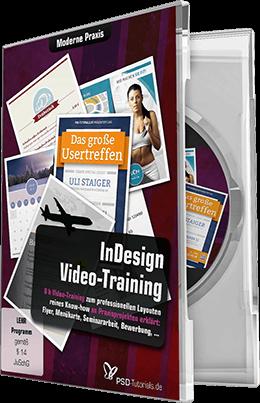 download PSD.Tutorials.InDesign.Video.Training.Moderne.Praxis.German-BLZiSO