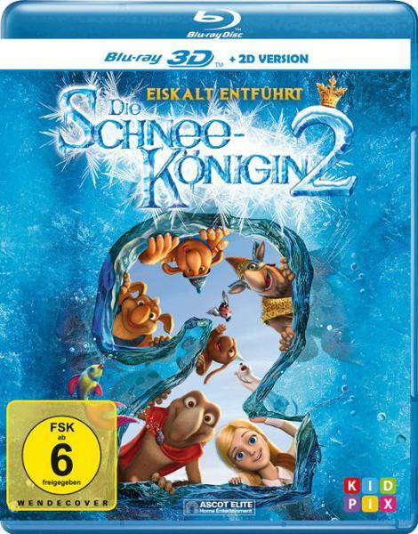 Shr2sj5n in Die Schneekoenigin 2 Eiskalt Entfuehrt 3D HSBS 2014 German DL 1080p BluRay x264