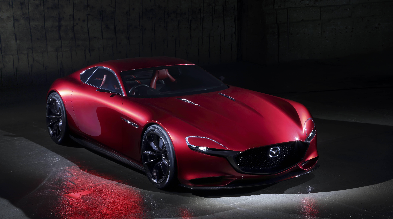 Mazda Vision RX Concept - Die anderen Wankelsportler von Mazda - RX ...