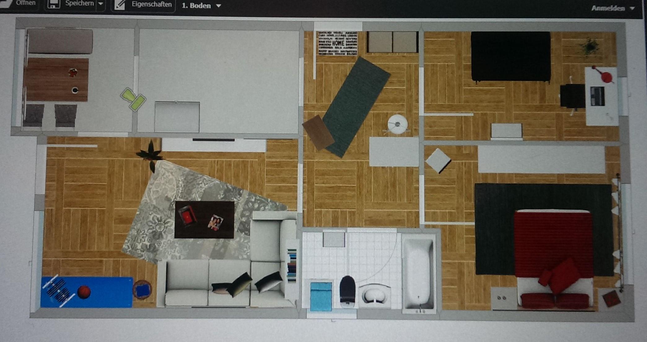ich will eure wohnung sehen seite 457 erster erster erster jumpy her mit den. Black Bedroom Furniture Sets. Home Design Ideas