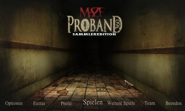 Maze - Proband 360 Sammleredition [DE]
