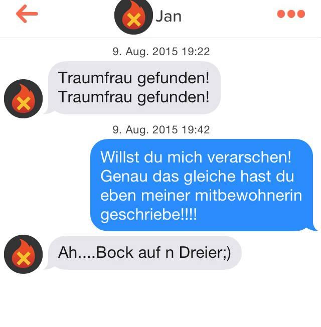dating app frauen anschreiben Celle