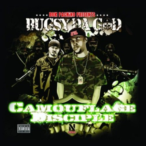 Bugsy Da God - Camouflage Disciple (2015)