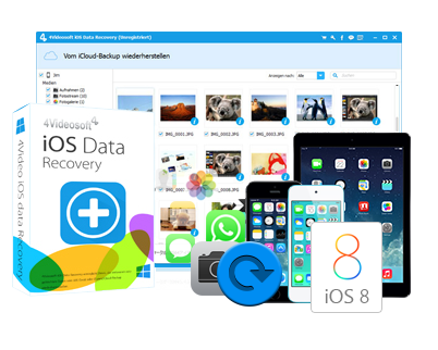 download 4Videosoft iOS Data Recovery v8.0.38