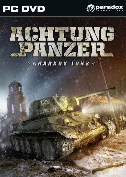 download Achtung.Panzer.Kharkov.1943-GOG