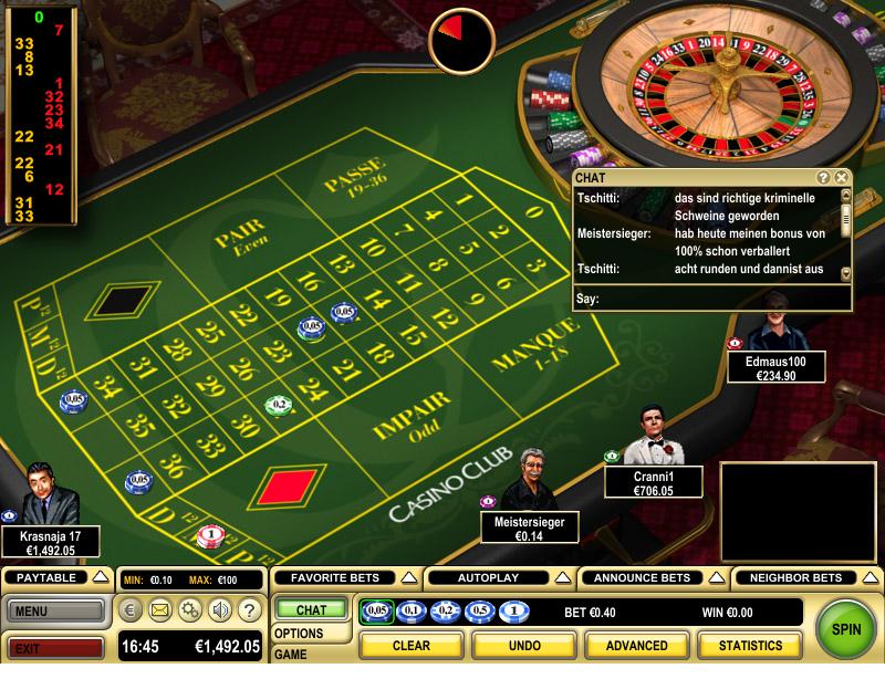 casino roulette manipuliert