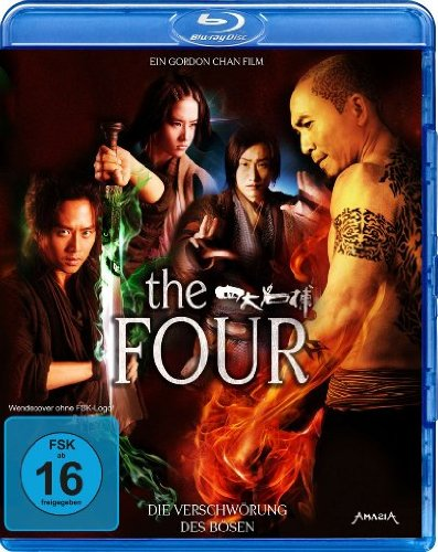 The Four 2012 German 1080p BluRay x264-ENCOUNTERS