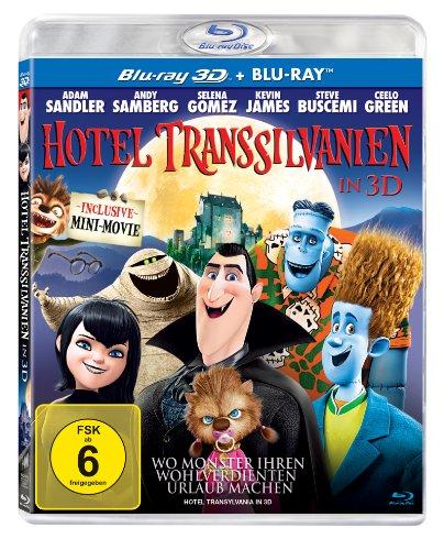 hotel transsilvanien german bluray