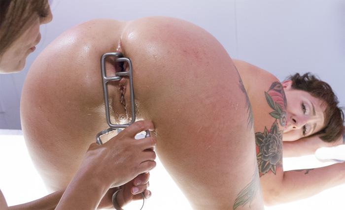 EveryThing Butt - Francesca Le, Dollie Darko - Francesca Le gives Candy Theif, Dollie Darko a real Treat 720p WebRip (2015)