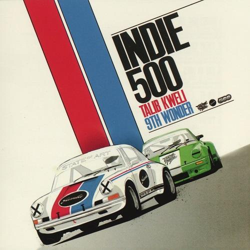 Talib Kweli & 9th Wonder - Indie 500 (2015)