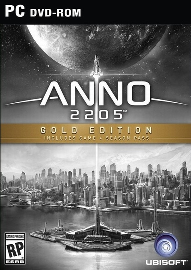 Anno 2205 Gold Edition MULTi3 – ShadowEagle