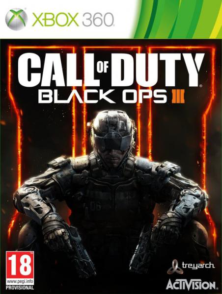 Call Of Duty Black Ops III XBOX360-iMARS Xbox360 ISO