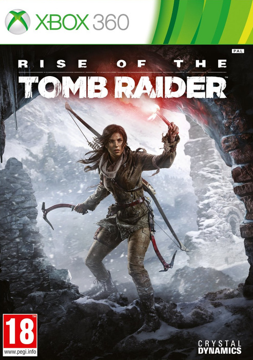 Rise Of The Tomb Raider XBOX360-iMARS 2015 Xbox360 ISO