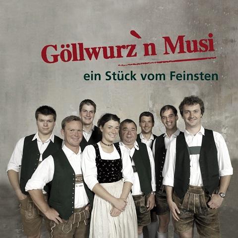 G¦llwurz'n Musi - Ein St¬ck Vom Feinsten (2015)