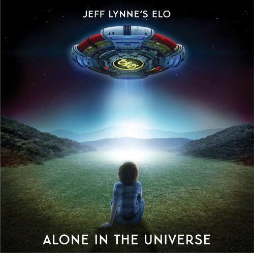 ELO - Jeff Lynne's ELOsAlone in the Universe (Deluxe Edition) (2015)