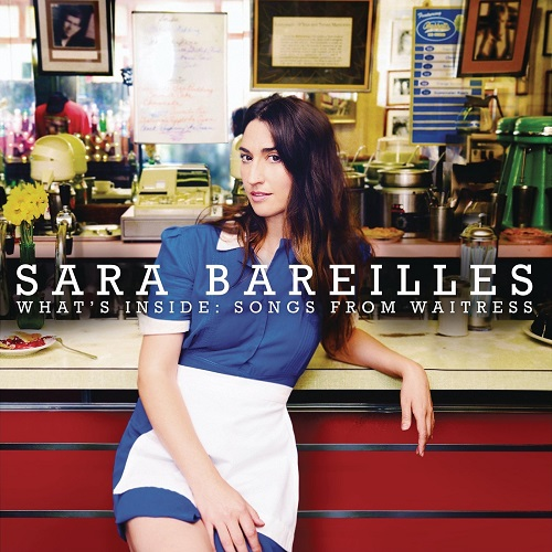 Sara Bareilles - Whats Inside: Songs From Waitress (2015)